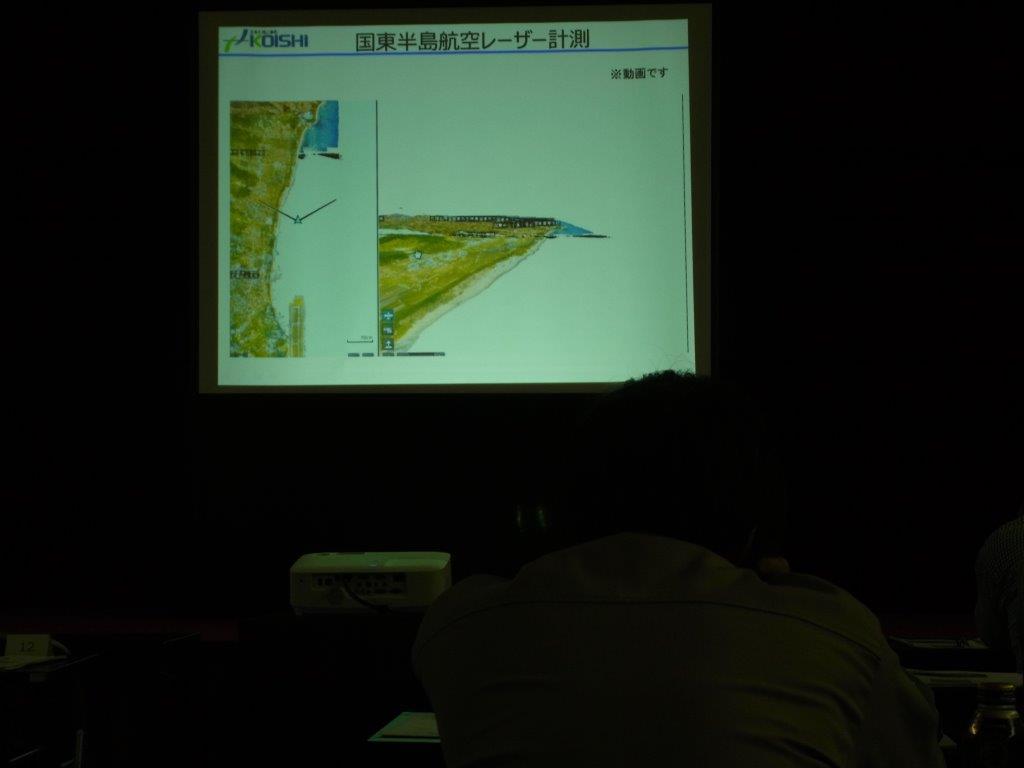 国東半島レーザー計測